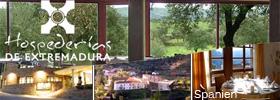 _hospederias de Extremadura